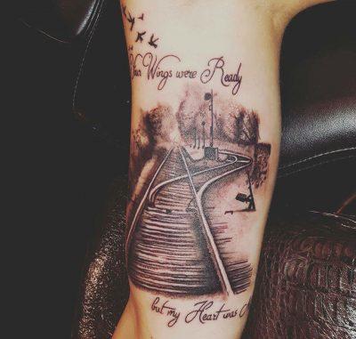 Tattoos by Ann | Nail's Tattoo