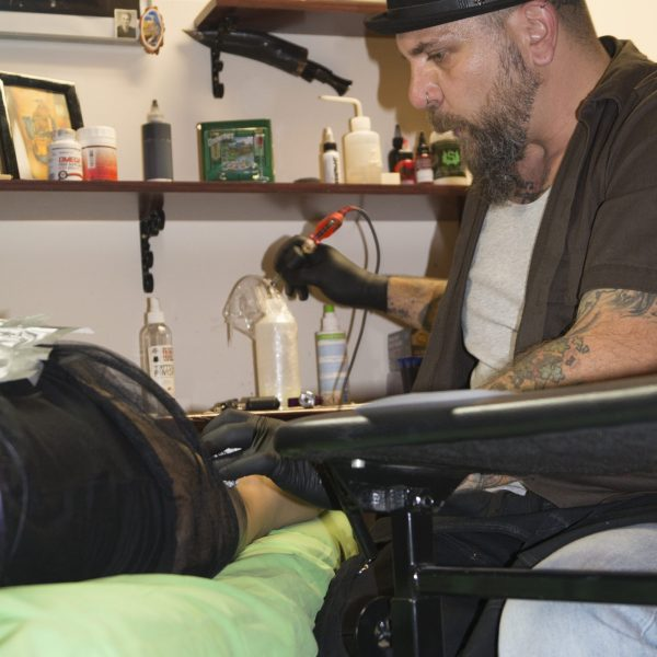 Tattoos by Paddy   Nail's Tattoo