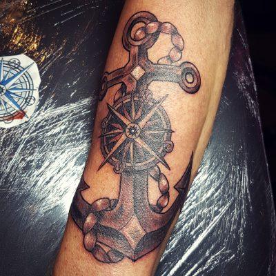 Tattoos by Kirsti | Nail's Tattoo